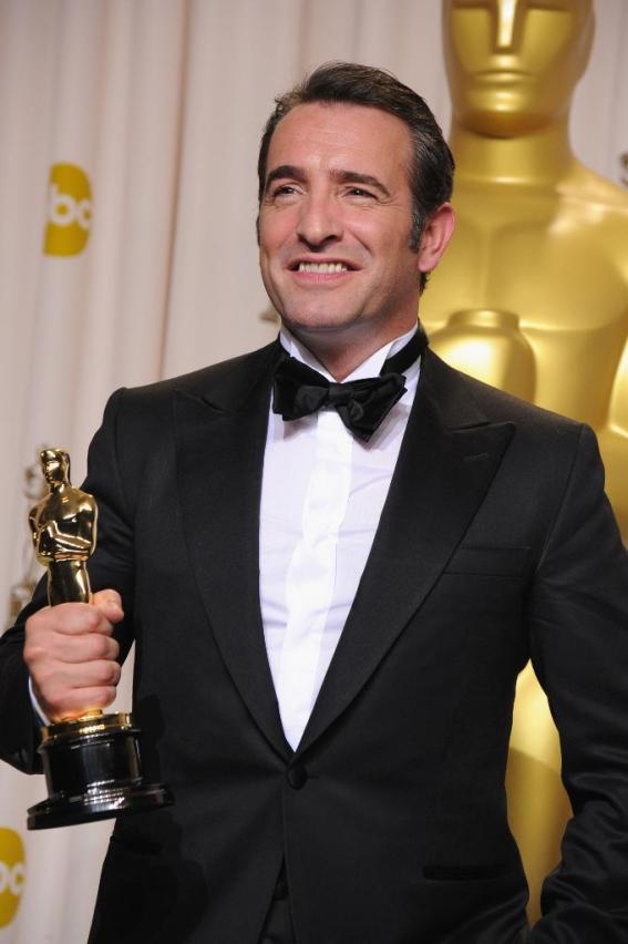 Weirdland oscars 2012 recap top winners and moments for Dujardin christophe