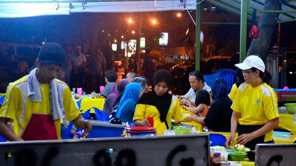 Tempat makan di Kota Kinabalu