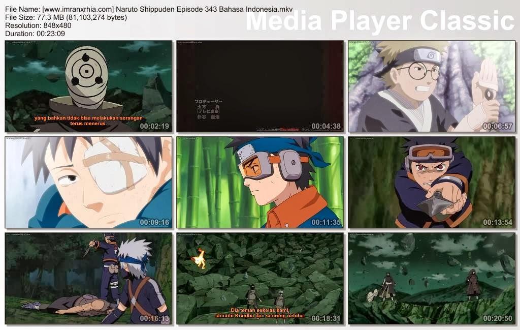 "1024 x 649 · 127 kB · jpeg, Naruto Shippuden Episode 343 ""Siapa ..."