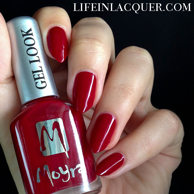 Moyra Estelle Nail Polish swatch and review