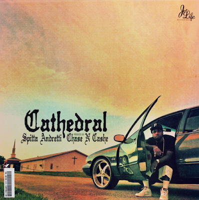 CURREN$Y - CATHEDRAL MUSIC COVER