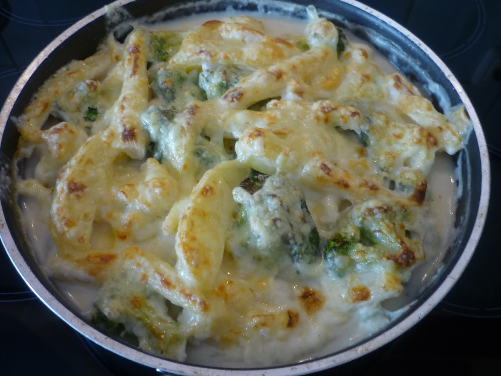 Fırında Beşamelli Patates