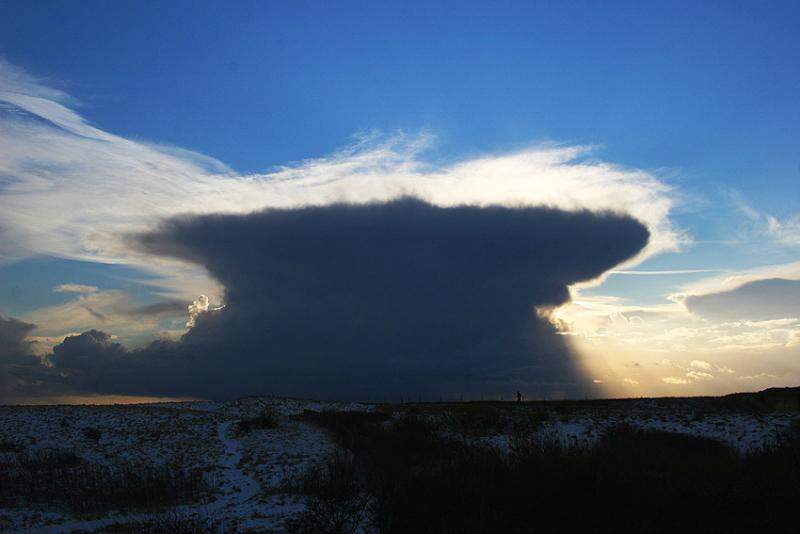 Virga Clouds Clouds 101: Cumulonimb...