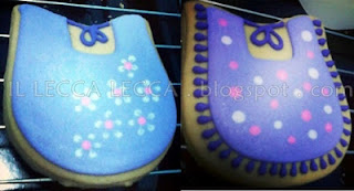baby bip aqiqah fancy cookies