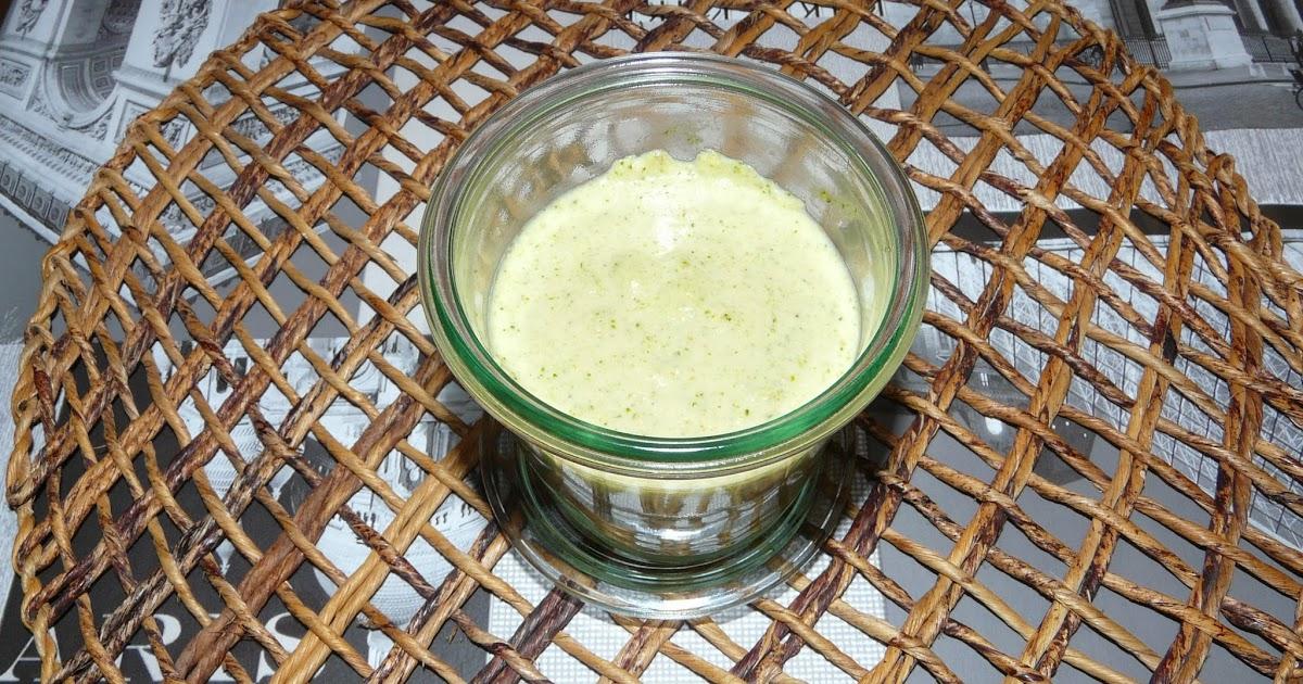 Soupe au brocoli lait de coco et curry vert - Soupe potiron lait de coco curry ...