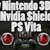 New Nintendo 3ds VS. PS Vita VS. Nvidia Shield Portable: What is The Best Handheld Console?