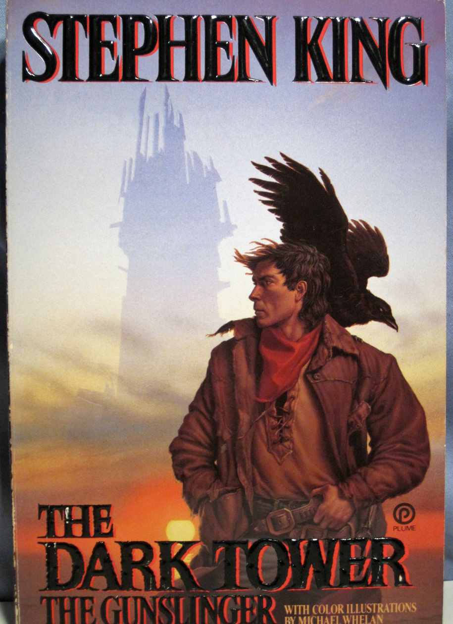"an analysis of the gunslinger and the dark tower Stephen king regularly refers to his fans as ""constant reader"" he has perhaps released no series of books more frustrating or threatening to the constancy of."