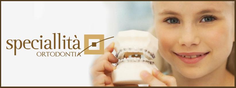 Speciallità Ortodontia