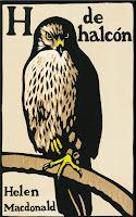 """""""H de halcón""""  de Helen Macdonald"""