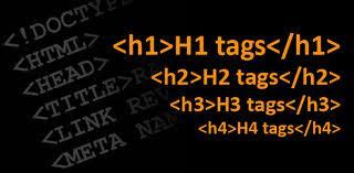 Meningkatkan Traffic Pengunjung & Membuat Blog Lebih Seo Friendly dengan Merubah Tag H3, H2 & H1