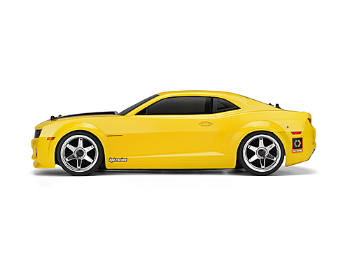 HPI Sprint 2 Flux with 2010 Camaro Body