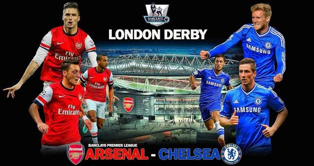 Arsenal vs Chelsea cách vào 12bet