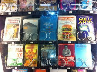 Referências Vending Machines   São Paulo (de novo!)