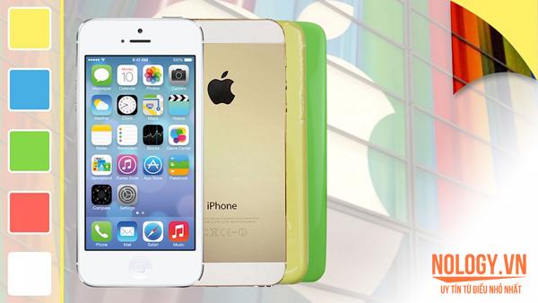 iPhone 5c và iPhone 5