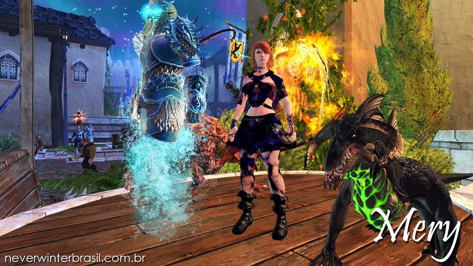 Mery - Member guild NeverwinterBrasil