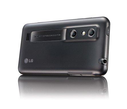 LG 3D Optimus Gadgets Product