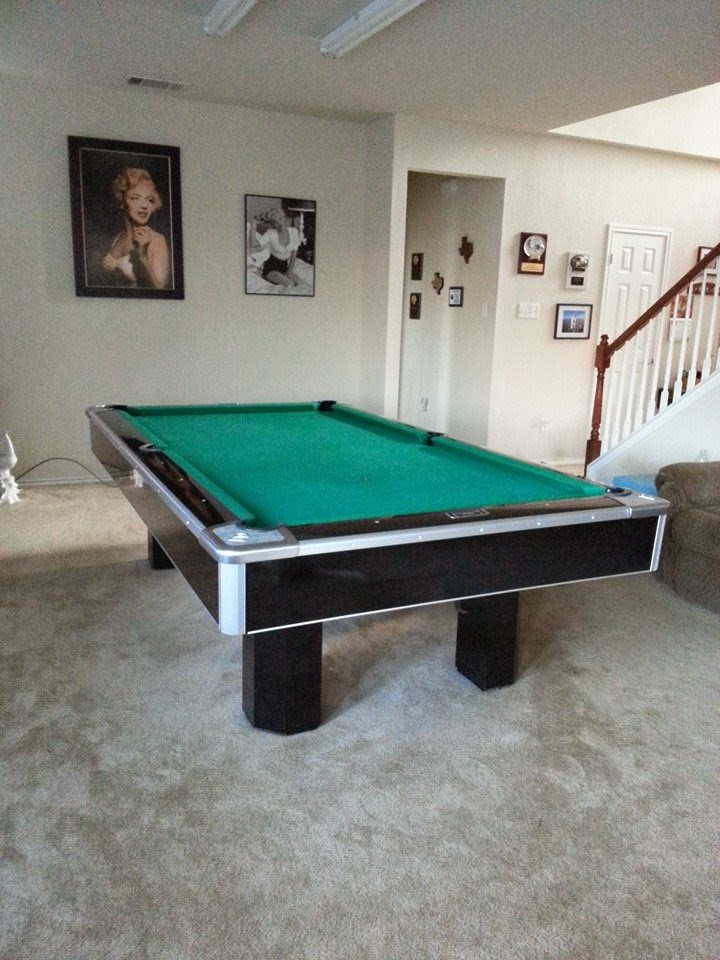 Pool Is A Journey Straight Pool At It Again - Pool table wanted