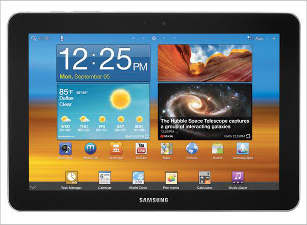 Samsung Android Tablet Galaxy Tab 730