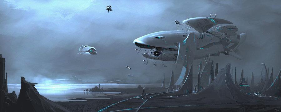 Starcraft  Carrier Build