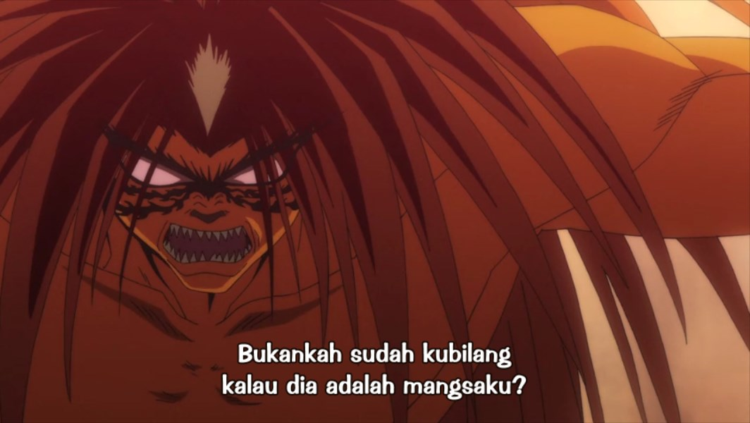 Ushio to Tora Episode 4 Subtitle Indonesia