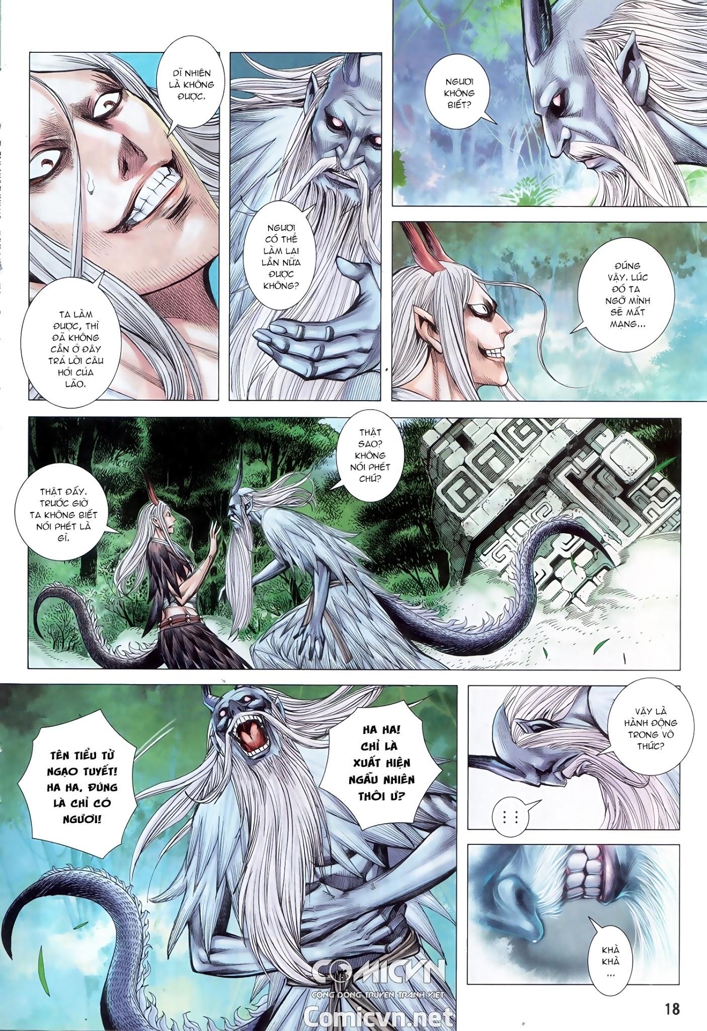Tây Du chap 104 Trang 17 - Mangak.info