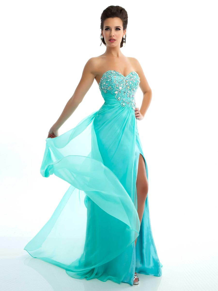Prom Dresses with Shorts Underneath | Gowns Picture