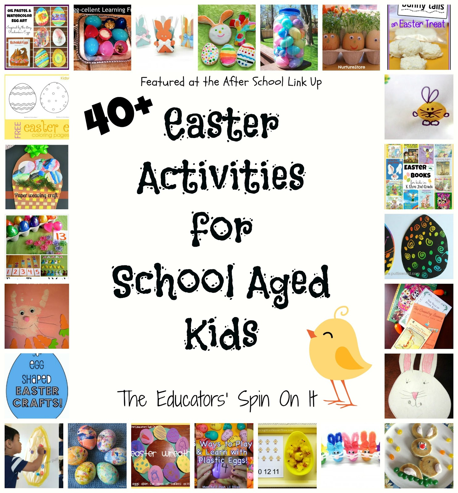 The educators spin on it 40 easter activities for kids
