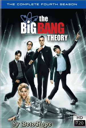 The Big Bang Theory Temporada 4 [720p] [Latino-Ingles] [MEGA]