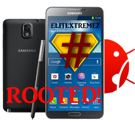 How to Root Samsung Galaxy Note III