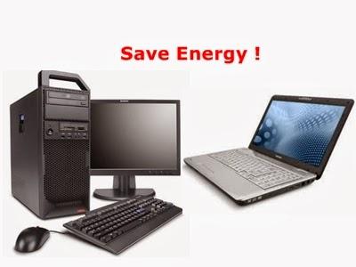 7 Tips Menghemat Energi PC atau Laptop