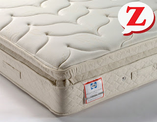 Sealy Millionaire Luxury Mattress in the Red Z Sale