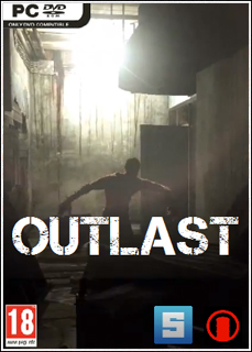 Capa Outlast – PC – WaLMaRT 46546546