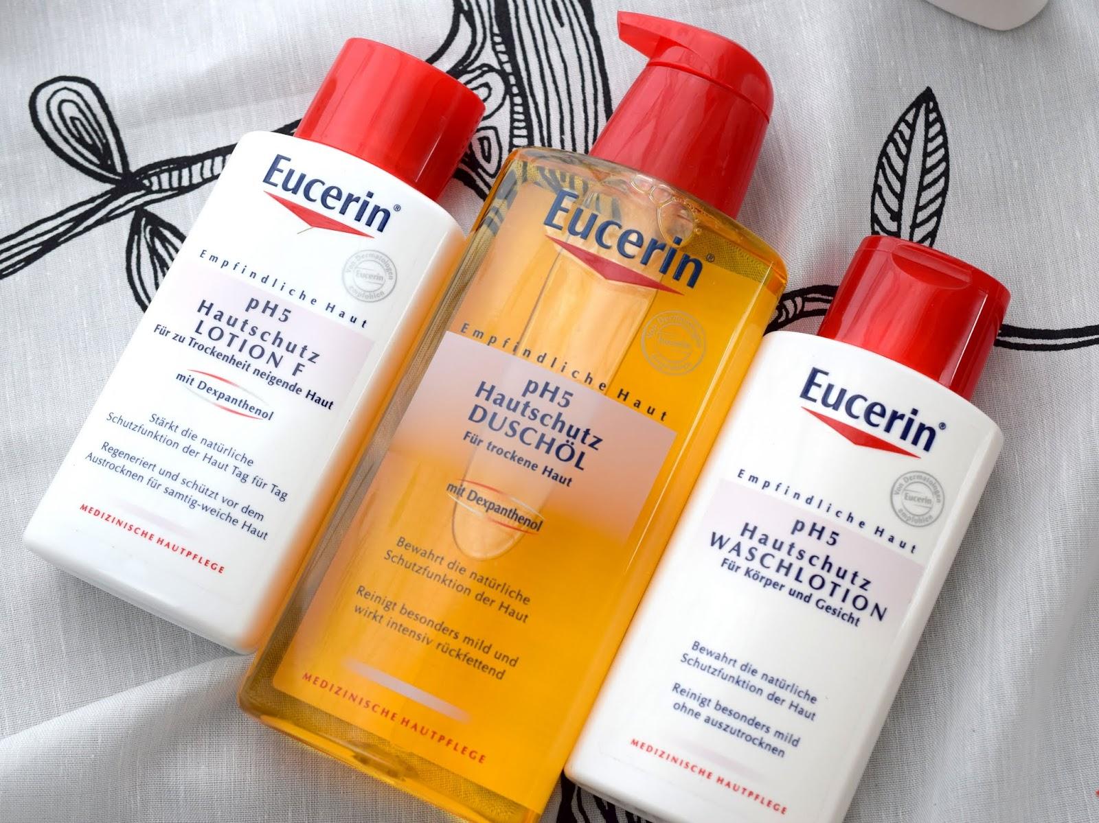 Eucerin pH5 Serie für empfindliche Haut