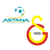 FC Astana - Galatasaray Istanbul