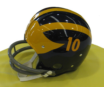 Future helmet for Derek Kief?
