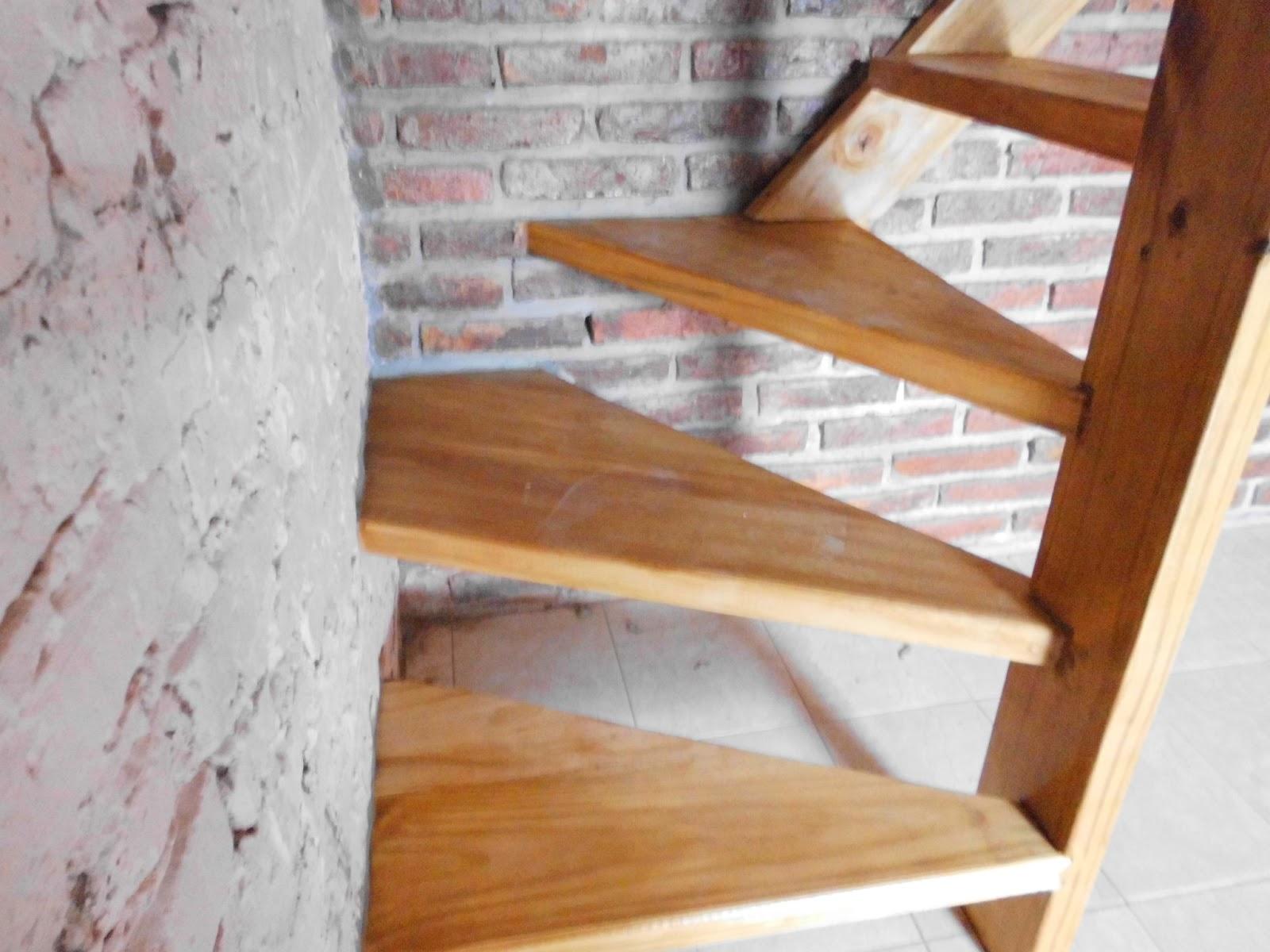 Entrepisos De Madera Escaleras