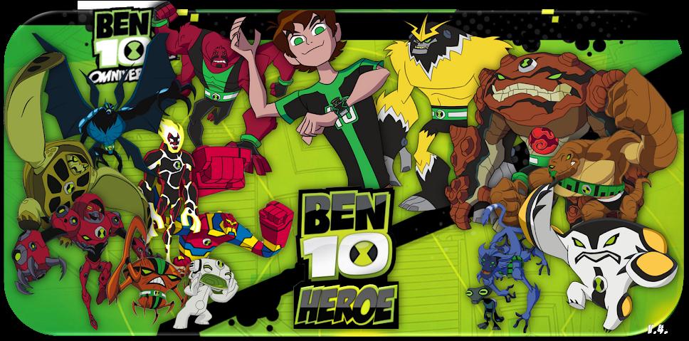 Ben 10 Héroe