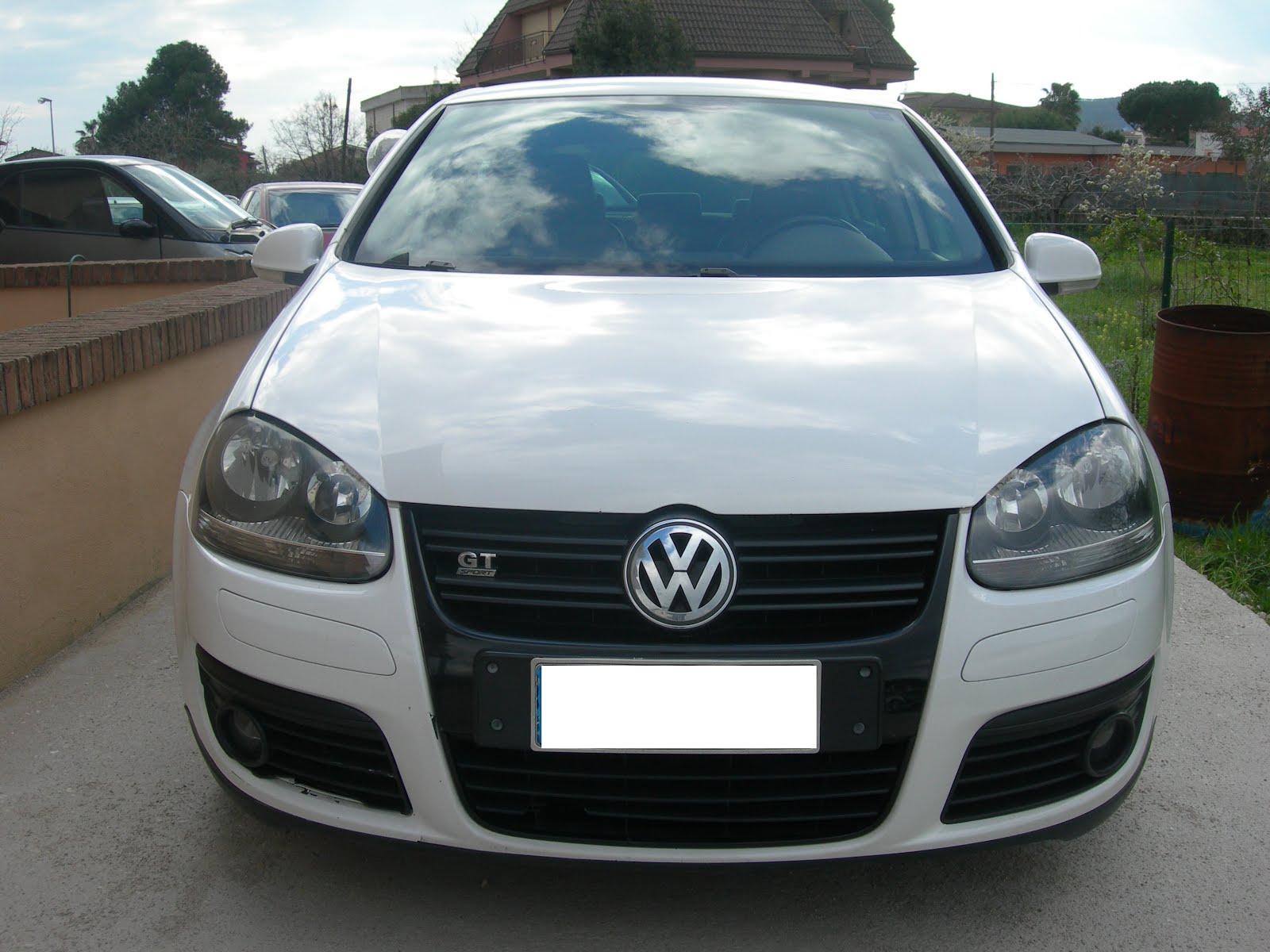 VW GOLF 5 2.0 TDI 140 CV SPORT GT ANNO 2008