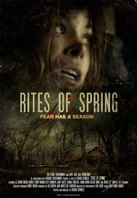 Filme Poster Rites of Spring DVDRip XviD &amp; RMVB Legendado
