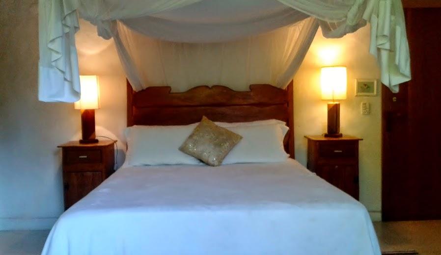 SUITE 1 - Queen-size bed