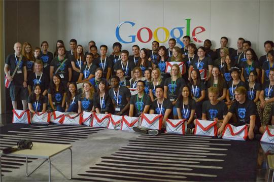 Google Student Ambassador Summit