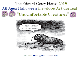 Gorey Envelope Art Contest 2019