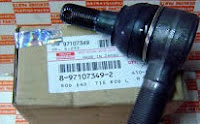 Spare Part Isuzu