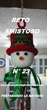Reto Nª23 teneis hasta el 30 de noviembre