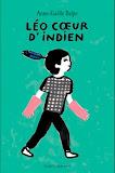 Léo cœur d'indien, roman