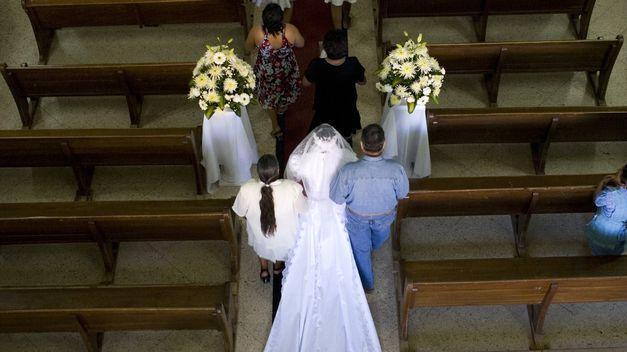 Matrimonio Catolico Divorcio : Saber mas febrero