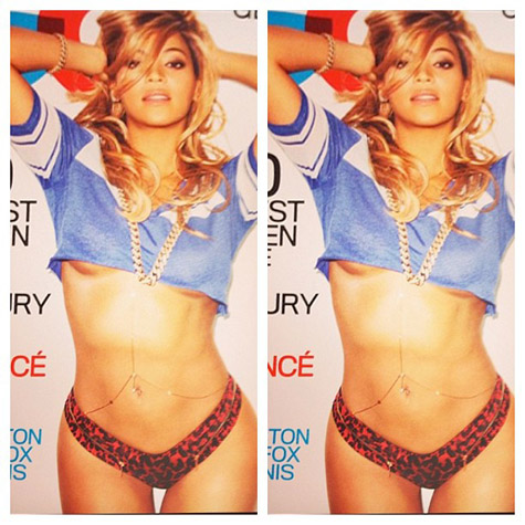 Beyonce 2013 on Pay A10tion   Beyonce To Cover Gq February 2013