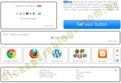 compartilhar blogs nas redes sociais