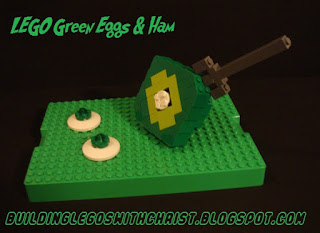LEGO Creation Green Eggs & Ham