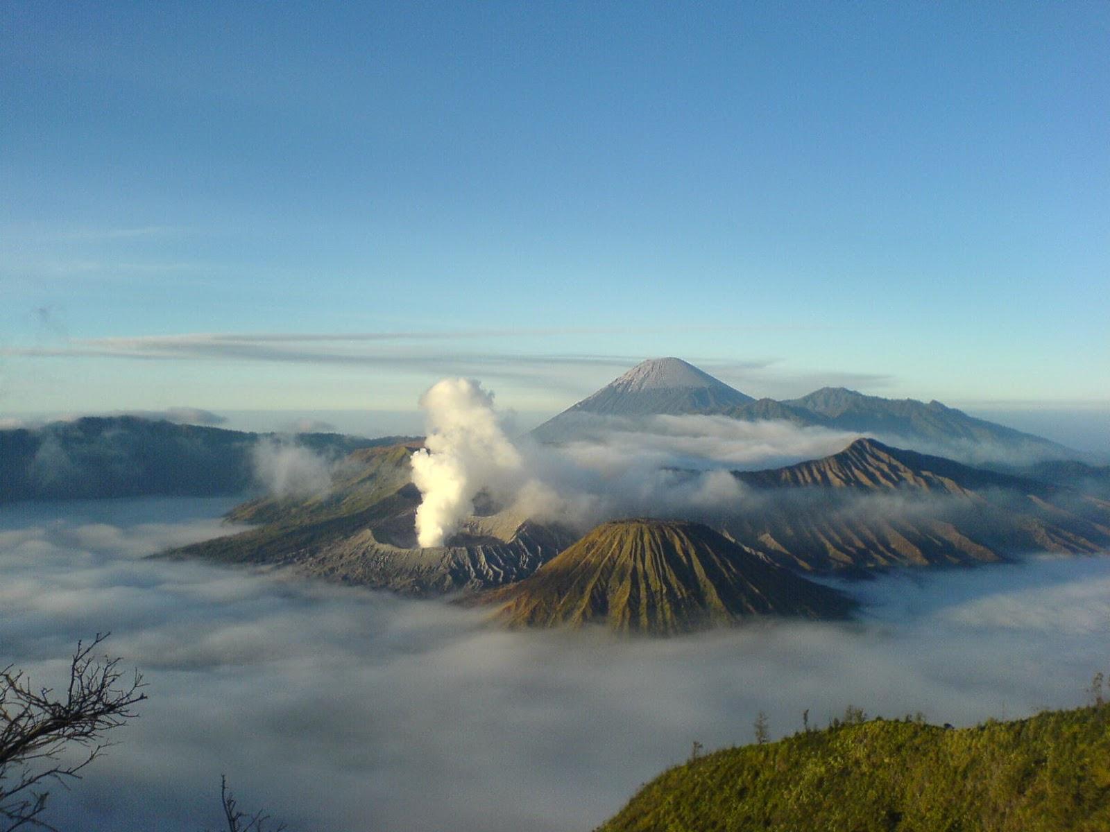Probolinggo Indonesia  city images : Gunung Bromo bukan hanya dikenal oleh masyarakat Indonesia, tetapi ...